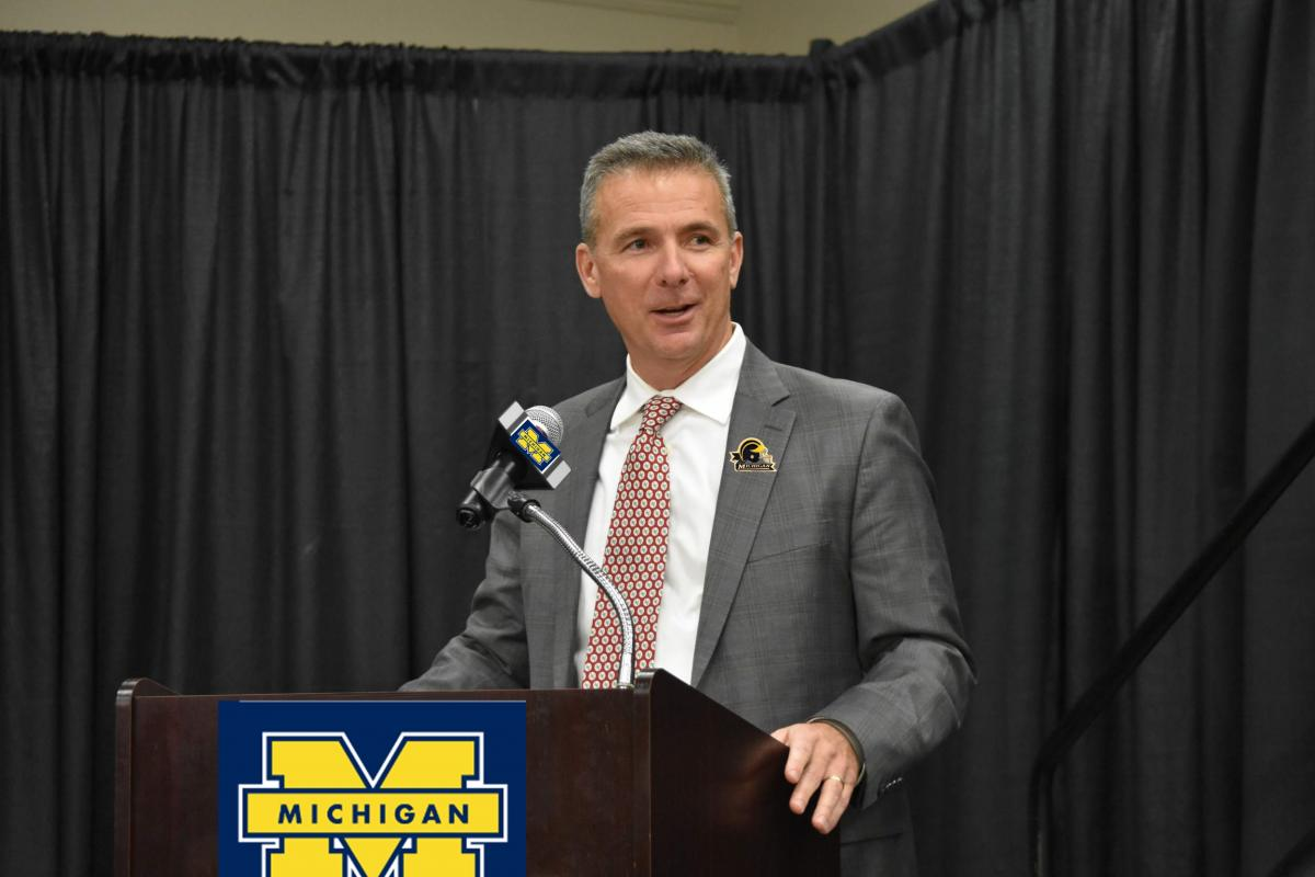 Harbaugh Fired - Urban Meyer Accepts Job At Michigan